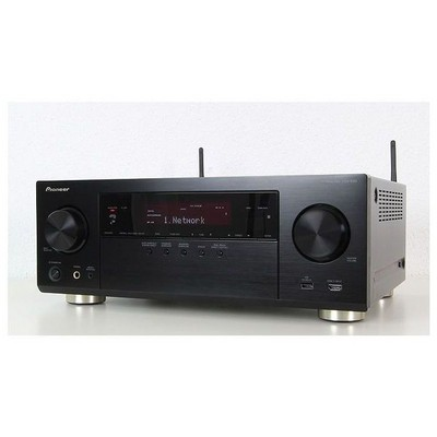 Pioneer A/V Receiver VSX-930-K/S Amfi / Amplifikatör