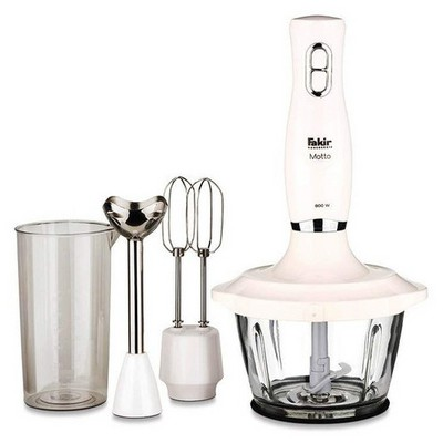 Fakir Motto (Cam) Blender Set - Krem
