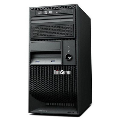 Lenovo TS140 70A50022TK E3-1226v3 4G 1TB 4x3.5 DOS Sunucu
