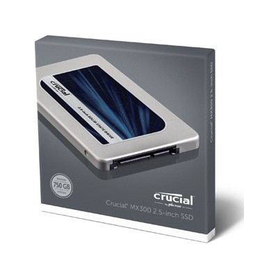 Crucial 750 GB MX300  Disk CT750MX3001 SSD