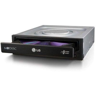 LG GH24NSD0 24X DVD-RW SATA KUTUSUZ Siyah Optik Sürücü