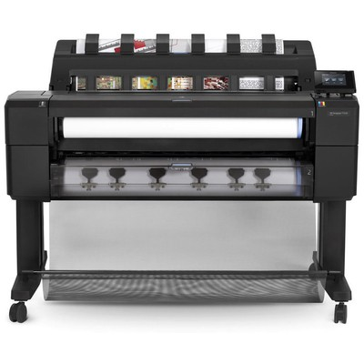 HP L2Y23A DesignJet T1530 36-in Printer Çizici