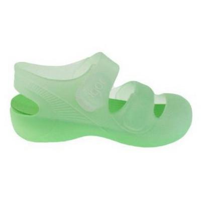 Igor 53207 Boaonda V111-166 Bondi Fluor Green Sandalet V111-166