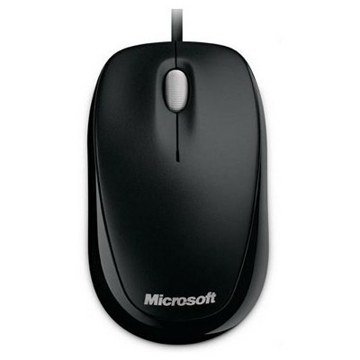 Microsoft 500 Kablolu Optik  Siyah (U81-00008) Mouse