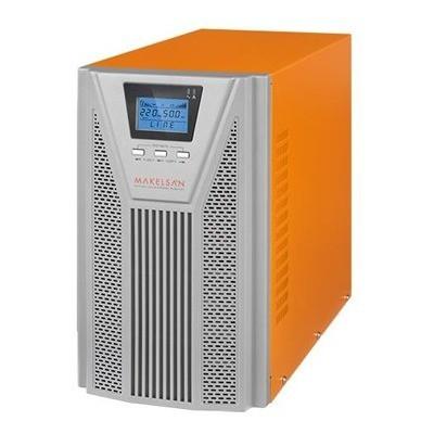 Makelsan 2kVa Powerpack SE On-Line UPS (MU02000N11EAV06)