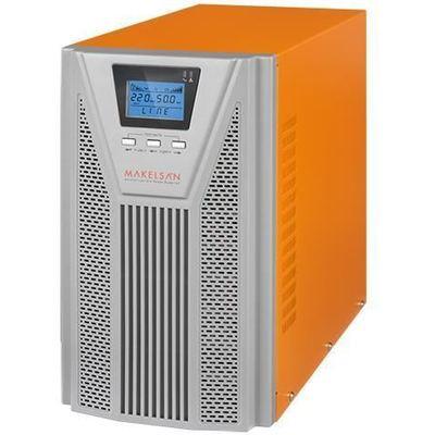 Makelsan 3kVa Powerpack SE Online UPS (MU03000N11EA004)
