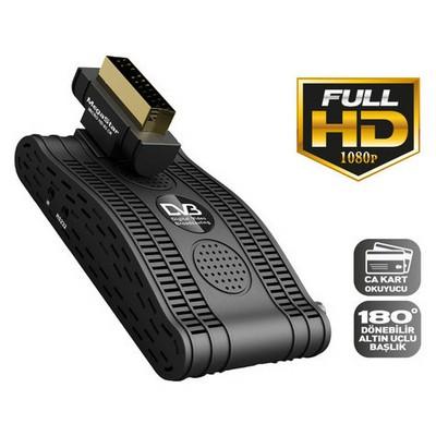 Goldmaster MegaStar Micro HD-93 CR Uydu Alıcı Media Player