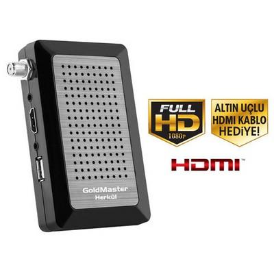 Goldmaster Micro Hd-herkül Uydu Alıcı Media Player