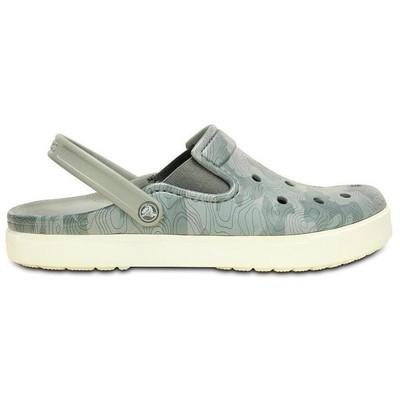 Crocs 53264 P025473-00j Citilane Topographical Clog Terlik P025473-00j
