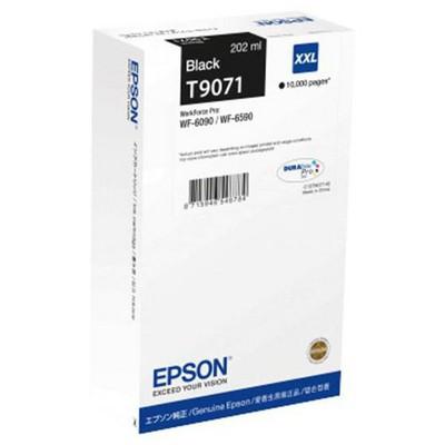 Epson C13t907140 Wf-6xxx Series Ink Cartridge Xxl Black Kartuş
