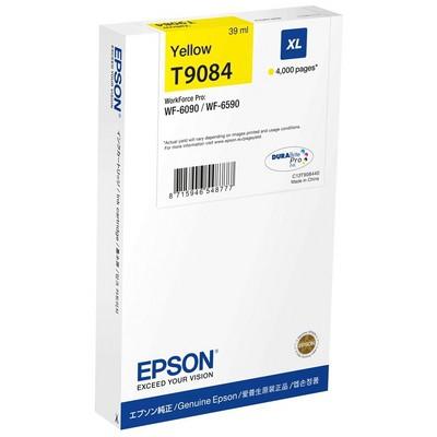 Epson T9084 Sarı Kartuş