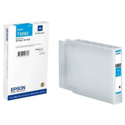 Epson T9082 Mavi Kartuş