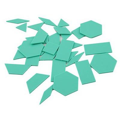Hatas 0867 Örüntü Blokları Çizim Gereçleri