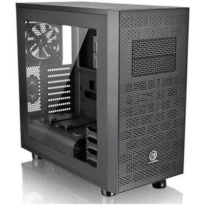 Thermaltake Core X31 CA-1E9-00M1WN-00, Power Yok, Pencereli, Kasa