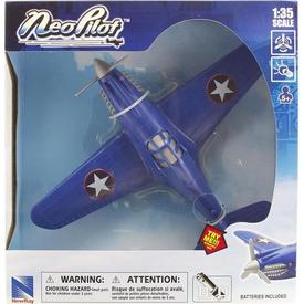 Sunman Neo Pilot Sesli Ve Işıklı Model Uçak Mavi Erkek Çocuk Oyuncakları