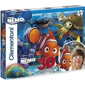 Clementoni 3d Çocuk  104 Parça Nemo Puzzle