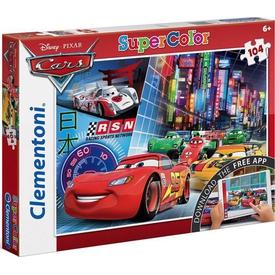 Clementoni Çocuk  104 Parça Cars Puzzle