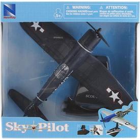 Sunman Sky Pilot Scout 4 1:48 Model Uçak Erkek Çocuk Oyuncakları