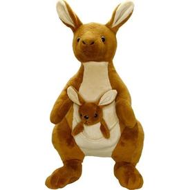 Neco Plush Yavrulu Kanguru Peluş Oyuncak 60 Cm Peluş Oyuncaklar