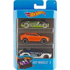 Hot Wheels Üçlü Araba Seti Model 35 Arabalar
