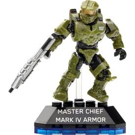 Mega Bloks Halo Heroes Master Chief Lego Oyuncakları