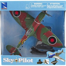 Sunman Sky Pilot Spitfire 1:48 Model Uçak Erkek Çocuk Oyuncakları