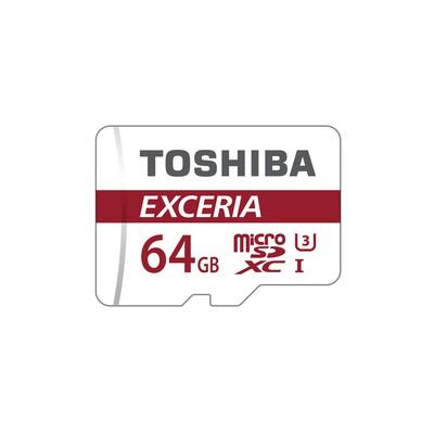 Toshiba 64 Gb Micro Sdhc Uhs-1 C10 Thn-m302r0640ea Micro SD Kart
