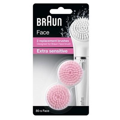 Braun Braun SE80-S Face 2'li Yedek Başlık