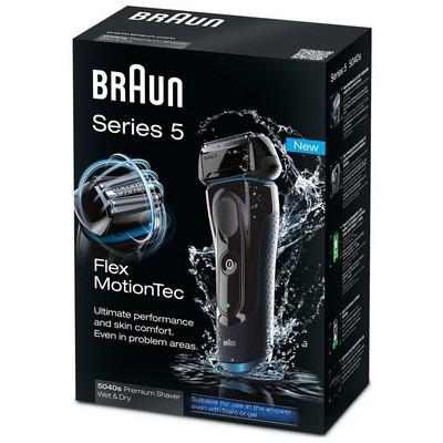 Braun Series 5 5040s Islak&Kuru Tıraş Makinesi
