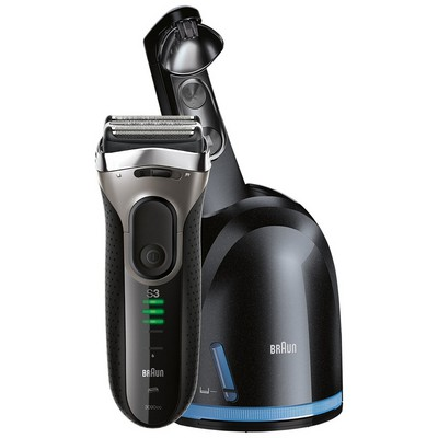 Braun Series 3 3090cc Clean&Charge Tıraş Makinesi