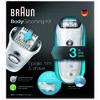Braun BGK7050 3in1 Erkek Vücut Bakım Kiti