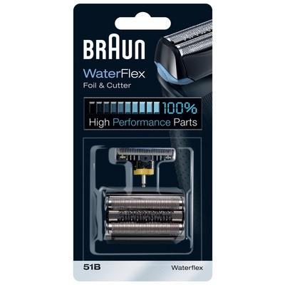 Braun WaterFlex Tıraş Makinesi Yedek Başlığı - 51B