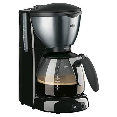 Braun KF570 CaféHouse Pure AromaDeluxe Kahve Makinası