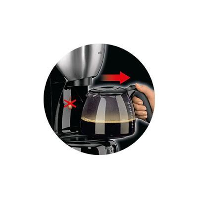 Braun KF570 CafeHouse PurAroma DeLuxe Filtre Kahve Makinesi