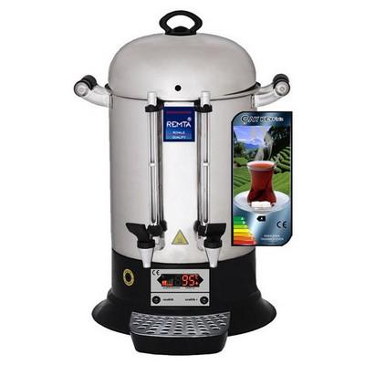 Remta Dr13 Tasarruflu Çay Makinası 12 Lt Çay Makinesi
