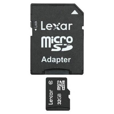 Lexar 32GB MicroSD Class 10 LSDMI32GABEUC10A Micro SD Kart