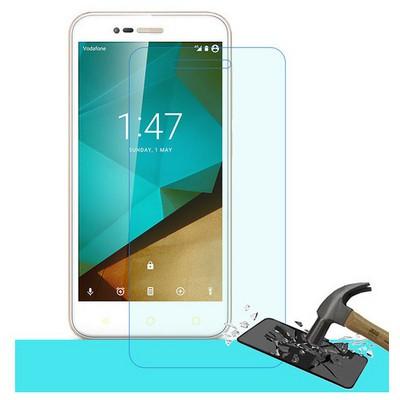Microsonic Vodafone Smart Style 7 Temperli Cam Ekran Koruyucu Kırılmaz Film Ekran Koruyucu Film
