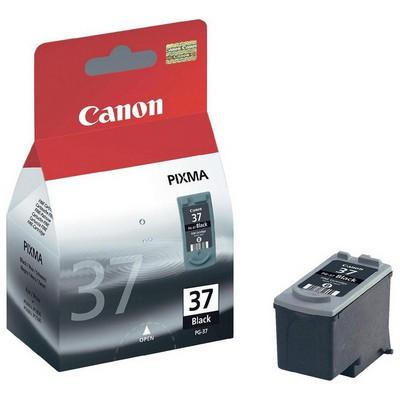 Canon PG-37 Siyah Kartuş
