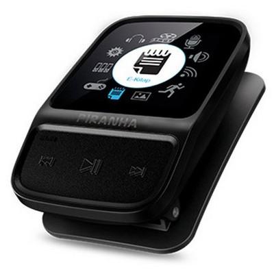 Piranha Step 2222 8 GB Fm Radyolu Dijital Mp3 / Mp4 Çalar MP3 Çalar