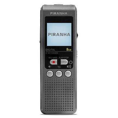 Piranha Voicemaster E Type Digital 8GB  Cihazı Ses Kayıt