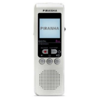 Piranha Voicemaster D Type Digital 8GB Ses Kayıt Cihazı