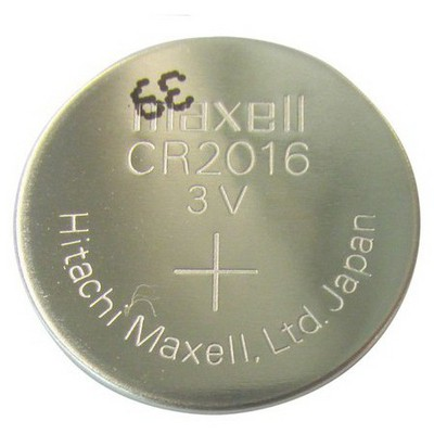 Maxell Cr2016 Pil Pil / Şarj Cihazı