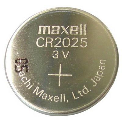 Maxell Cr2025 Pil Pil / Şarj Cihazı