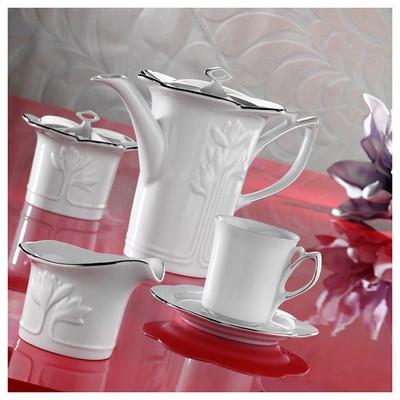 Arte Bianco Kardelen Çay Takımı Çay Seti