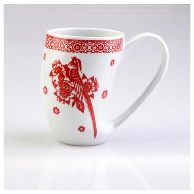 Arte Bianco Zeus 8845 Desen Mug Bardak Bardak & Kupa
