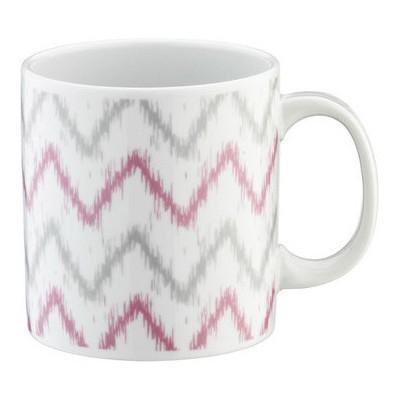 Kütahya Porselen 9132 Desen Mug Bardak Bardak, Kupa, Sürahi