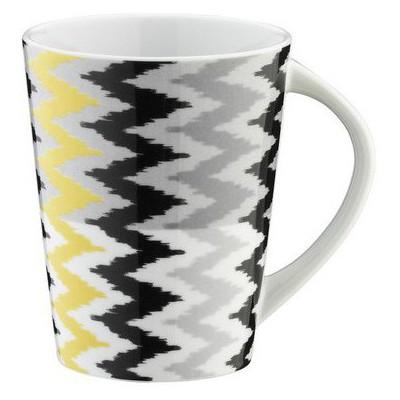 Kütahya Porselen 9134 Desen Mug Bardak Bardak, Kupa, Sürahi