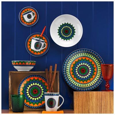 Kütahya Porselen 8982 Desen 27 Cm Servis Tabağı Tabak