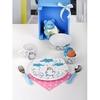 Keramika Takım Mama Ayıcık 4 Parca Beyaz 004 Wınter Bırd A Sofra Gereçleri