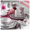 Kütahya Porselen 9132 Desen Çay Fincanı Ve Tabağı Çay Seti